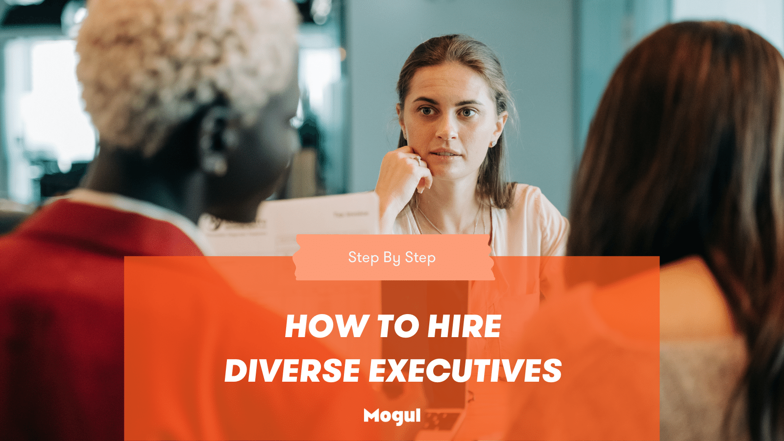 How to Hire Diverse Executives